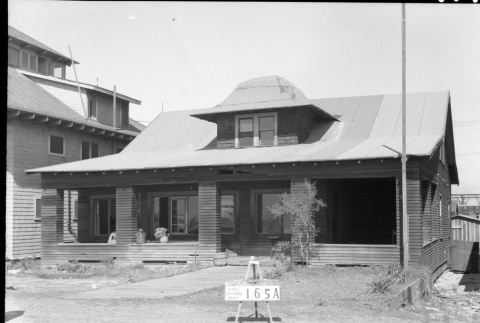 House labeled East San Pedro Tract 165A (ddr-csujad-43-50)