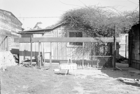 House labeled East San Pedro Tract 119C (ddr-csujad-43-79)