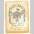 Card from Parker Valley High School to Mitzi Naohara, August 30, 1944 (ddr-csujad-38-366)