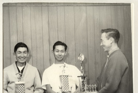 Bowling awards given out (ddr-jamsj-1-549)