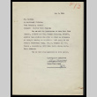 Letter from Shoji Nagumo, Agriculture Committee, Heart Mountain, to Mr. Glen Hartman, Agriculture Division, May 1, 1944 (ddr-csujad-55-928)