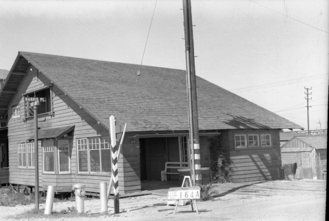 House labeled East San Pedro Tract 164A (ddr-csujad-43-30)
