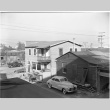 Buildings and cars on Terminal Island (ddr-csujad-43-26)