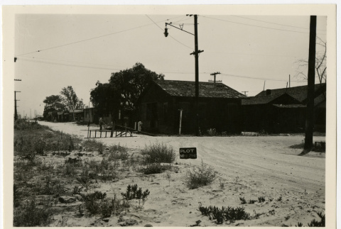 House on corner of Riverside Place (ddr-csujad-43-229)