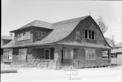 House labeled East San Pedro Tract 188A (ddr-csujad-43-66)