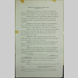 Resolution in Support of Senate Joint Resolution No. 4 (ddr-densho-277-199)
