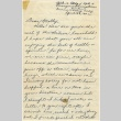 Letter to Molly Wilson from Chiyeko Akahoshi (April 28, 1942) (ddr-janm-1-100)
