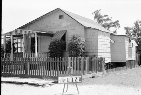 House labeled East San Pedro Tract 132B (ddr-csujad-43-170)